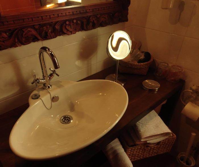detalle baño posada sel de breno